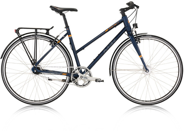 MBK OHIO FSX 1.1 Lady 20in Nexus 8g with V-BR 2016 Street Citybike