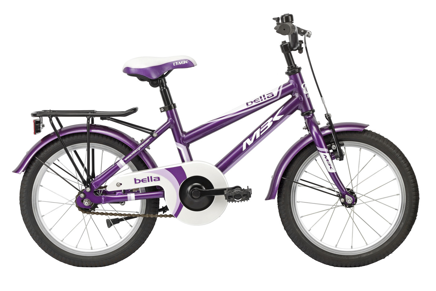 MBK Bella 16in Purple 2016 Street Citybike