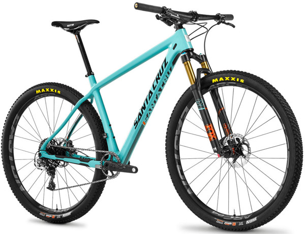 Santa Cruz Highball Carbon C S XC 29er Hardtail Mountain 2016