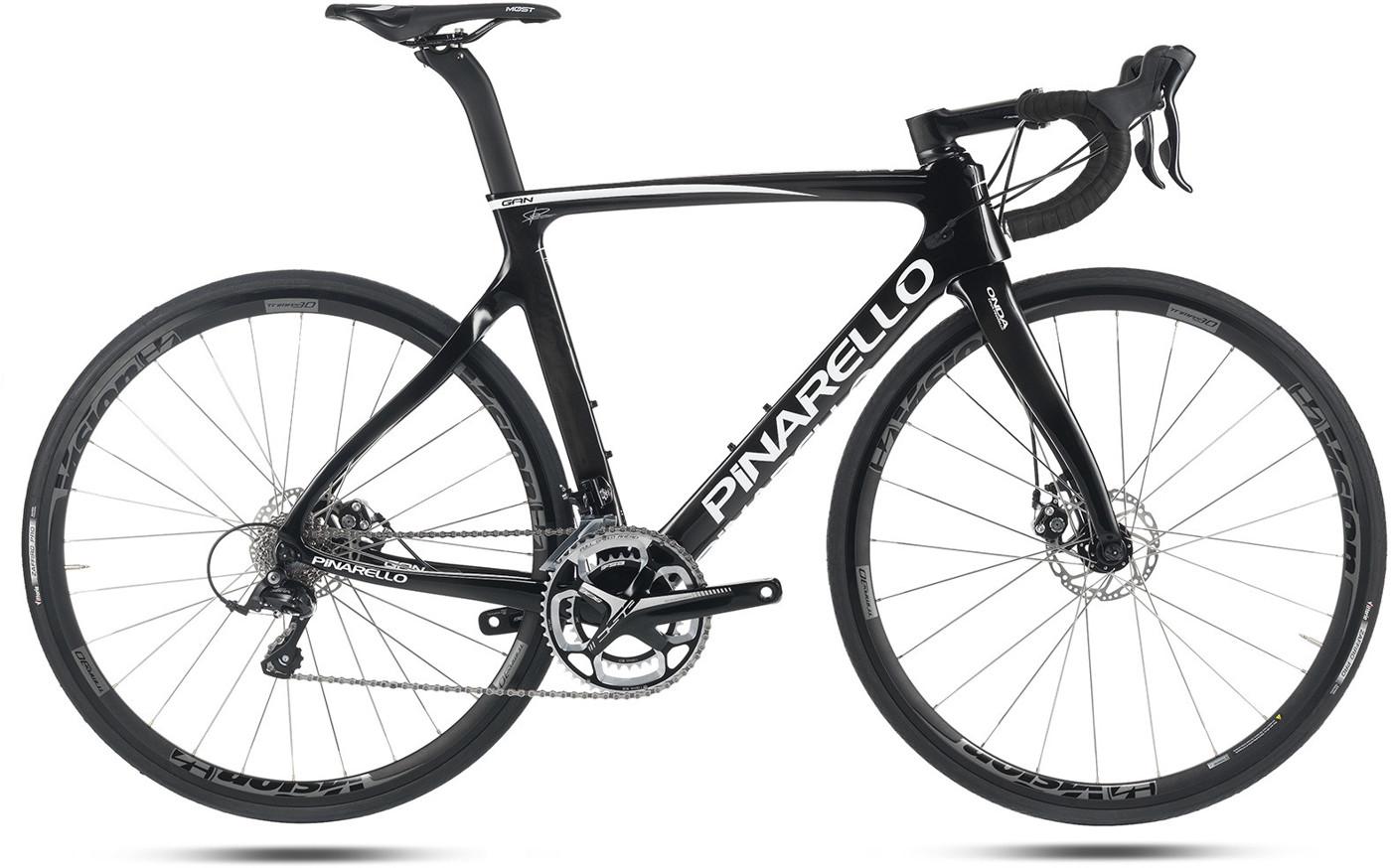 Pinarello GAN DISK - Carbon T600 - 846 2016 Racercykel