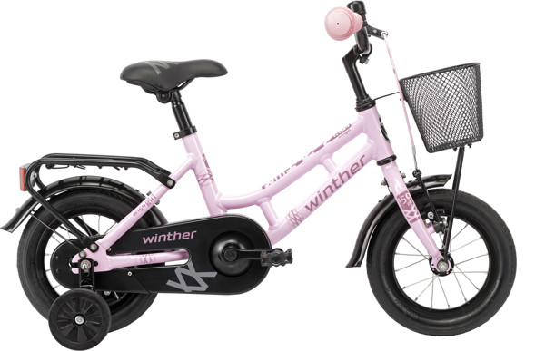 Winther 150 alu girl 12,5in Pink/Purple 2016