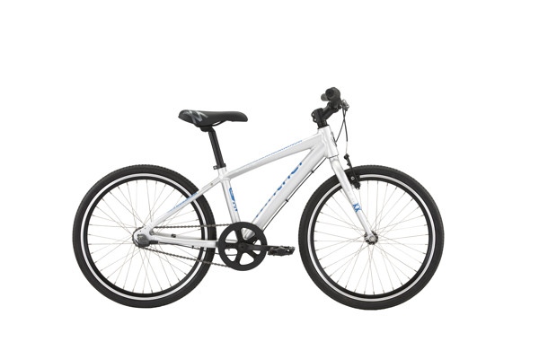 Winther R1 sport 20in 3 speed Shimano Sand blast silver/Blue 2016