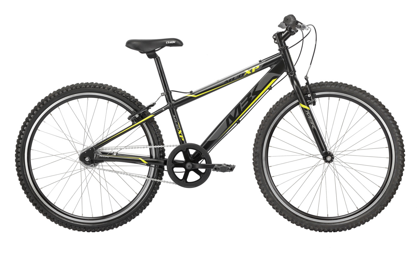 MBK MUD XP 26in Nexus 7g Coaster Mat Black/Grey/Yellow 2016  Mountainbike