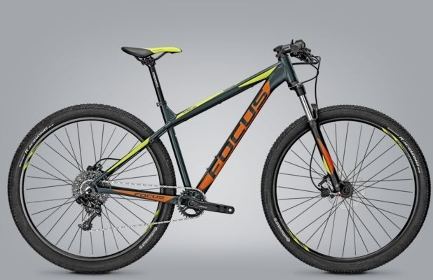 Focus WHISTLER SL 29 2016 All mountain Mountainbike