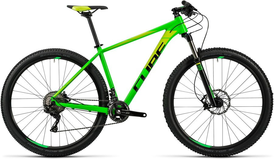 Cube LTD Pro 2016 Cross Country Mountainbike 1