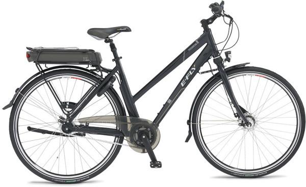 E-fly Citybike Premium Centermotor 36V 2016