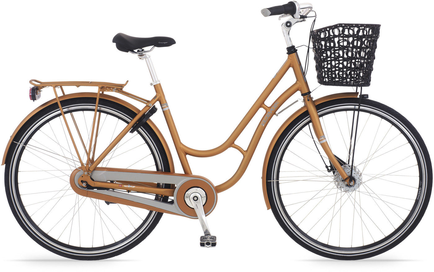 Kildemoes City Retro 277-01 2016 Klassisk Citybike