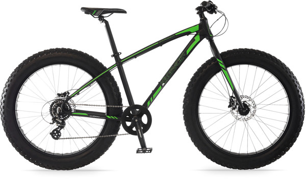 Kildemoes Intruder Fat Bike 107-01 2015