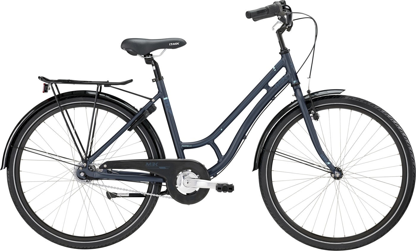 MBK Girlstyle 20in Nexus 3g Grafit  Citybike