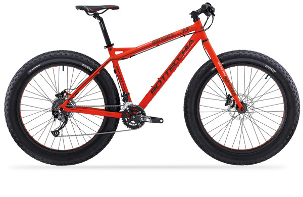 Bottecchia FAT BIKE SENALES  18 SPEED ALIVIO  44 2016
