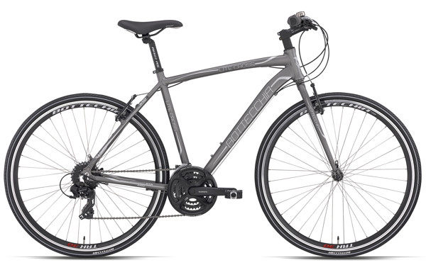 Bottecchia LITE CROSS GENT  24 SPEED  52  GREY MAT 2016