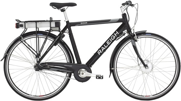 Raleigh Sidor POWER ASS. H Black nexus3g An12 PRISEN ER UDEN BATTERI - KAN 2015