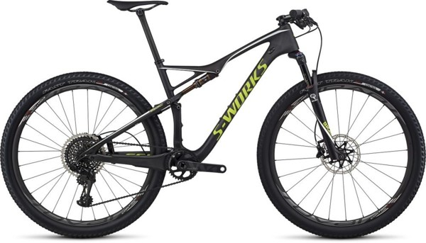 Specialized S-Works Epic FSR World Cup 2017