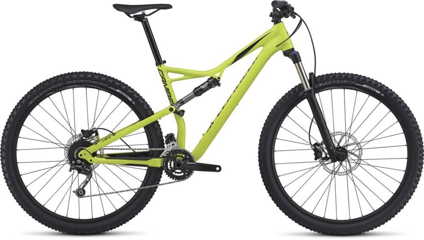 Specialized Camber 29 2017  Mountainbike