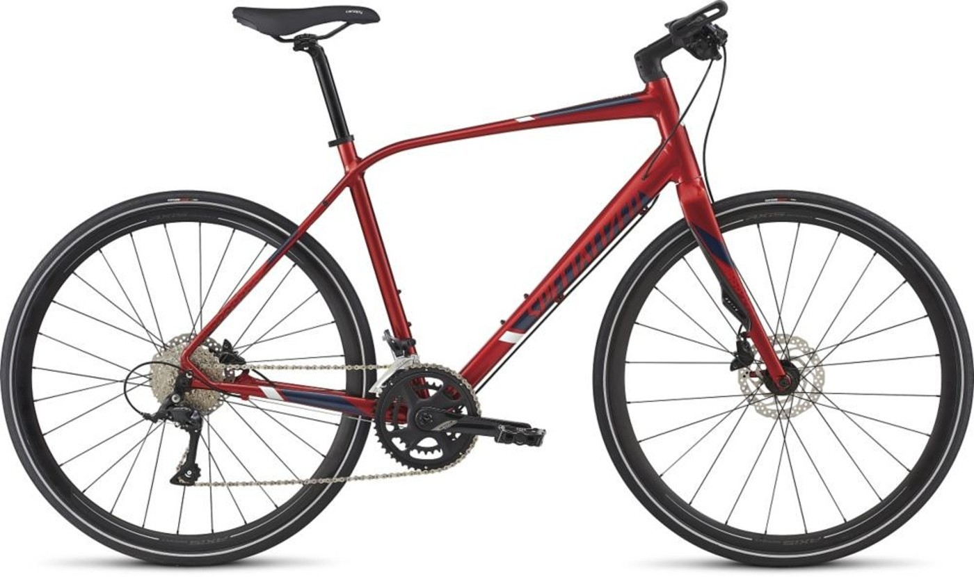 Specialized Sirrus Elite 2017  Citybike