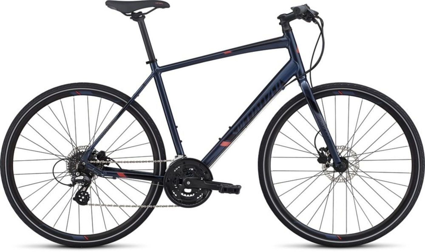 Specialized Sirrus Disc INT 2017  Citybike