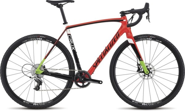 Specialized CruX Elite X1 2017
