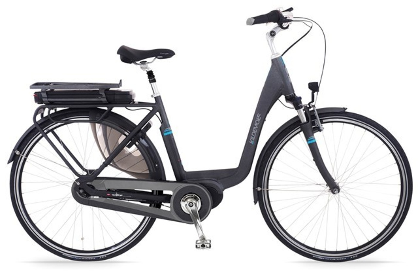 Kildemoes City El Center 917-01  Citybike