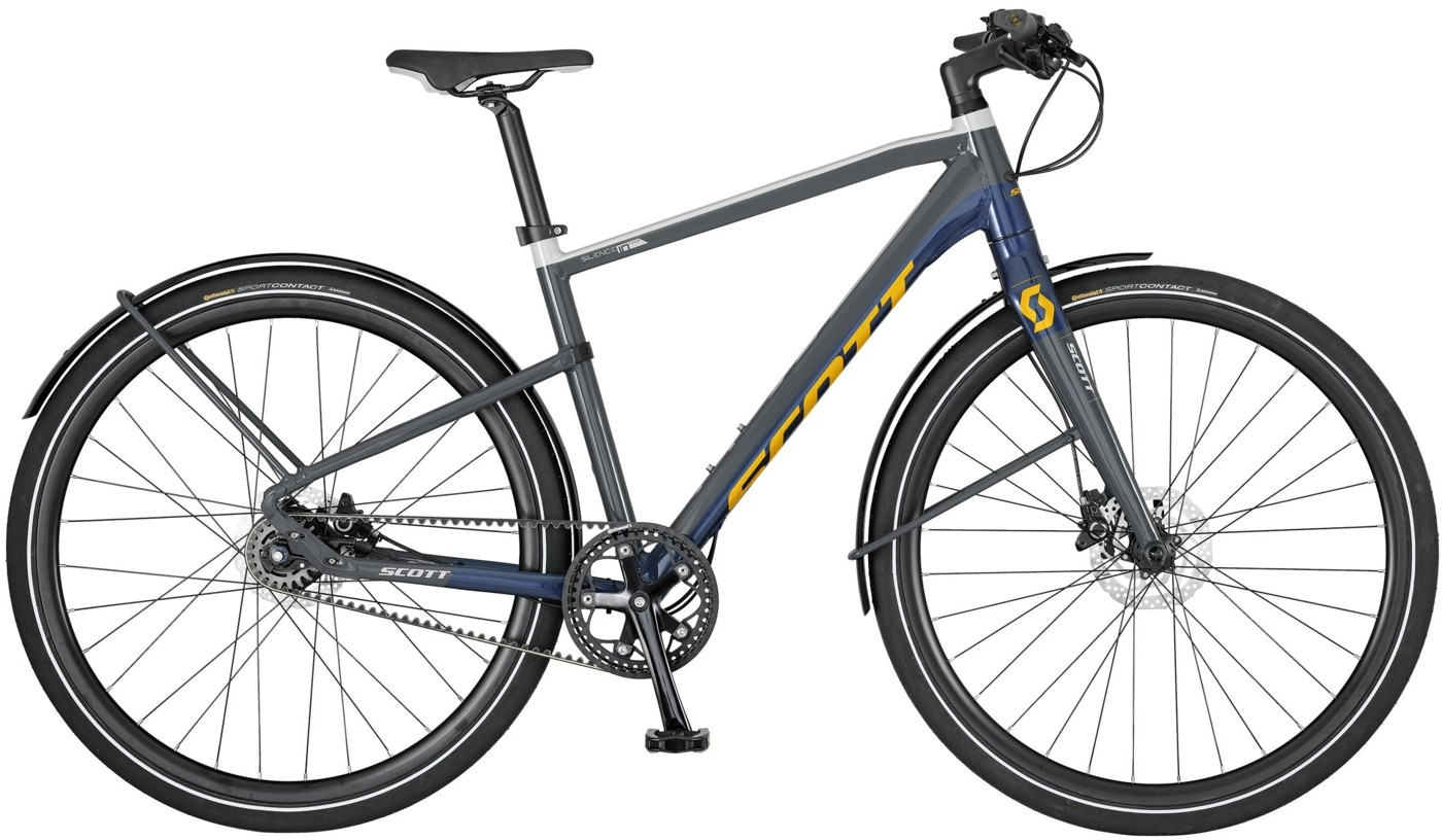 SCOTT Silence Speed 10 Men 2017  Citybike