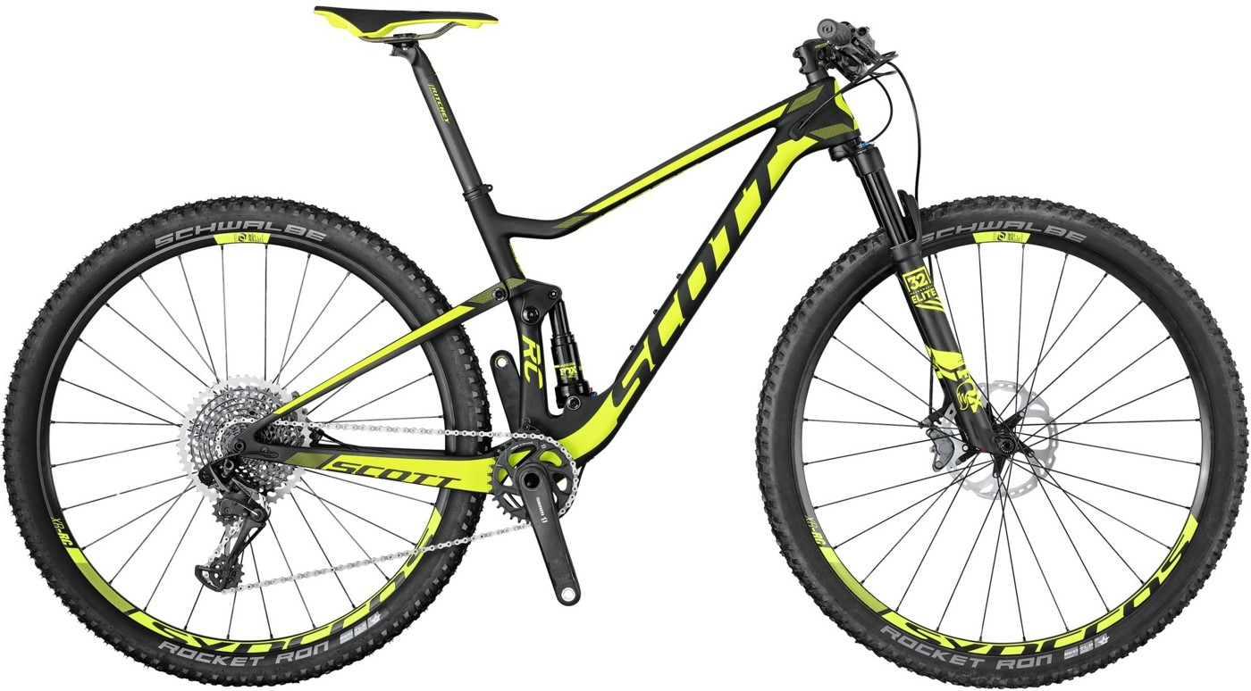 SCOTT Spark RC 700 World Cup 2017 Cross Country Mountainbike