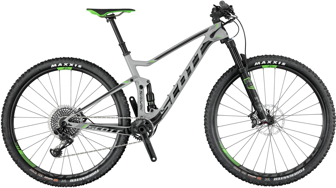 SCOTT Spark RC 900 Pro 2017 Cross Country Mountainbike