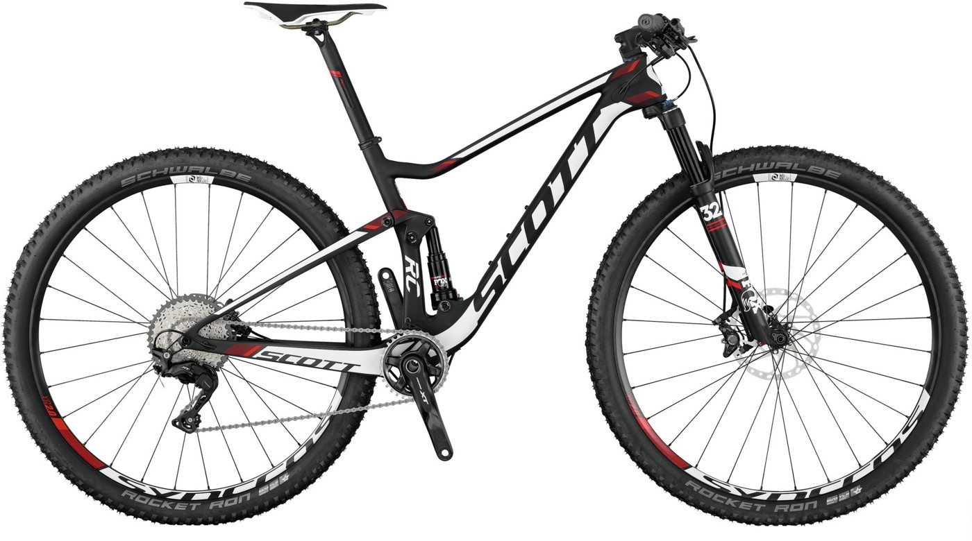 SCOTT Spark RC 700 Pro 2017 Cross Country Mountainbike
