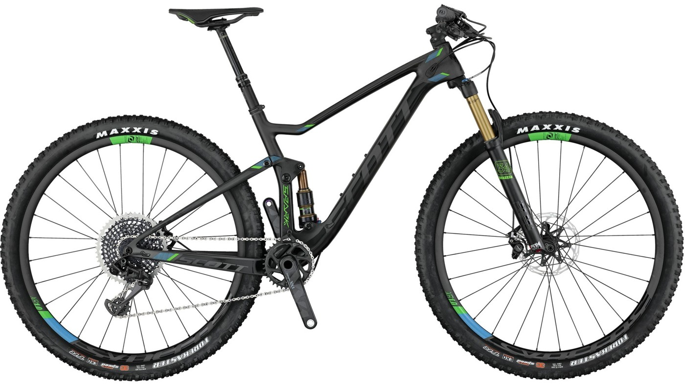 SCOTT Spark 900 Ultimate 2017 Cross Country Mountainbike