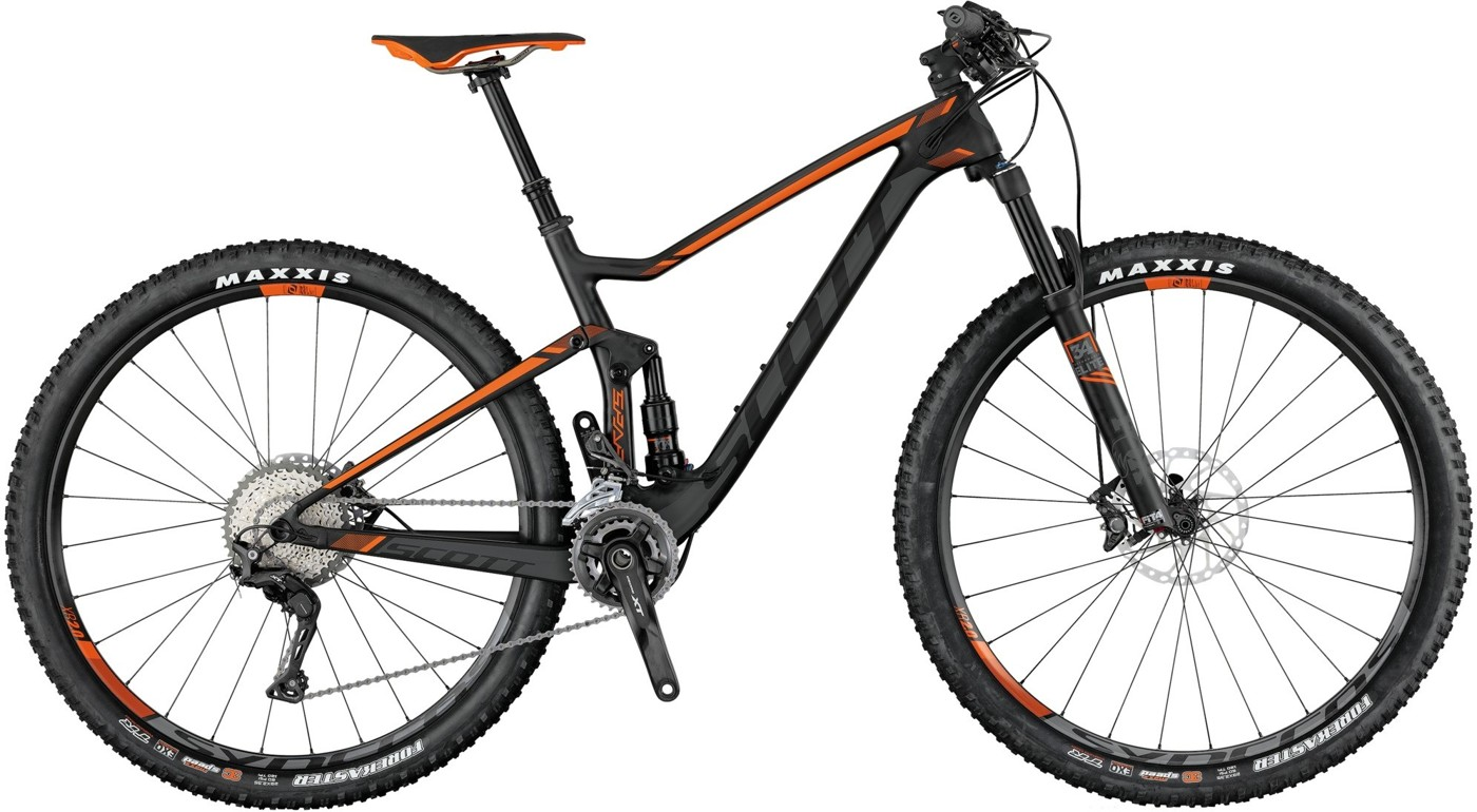 SCOTT Spark 710 2017 Cross Country Mountainbike