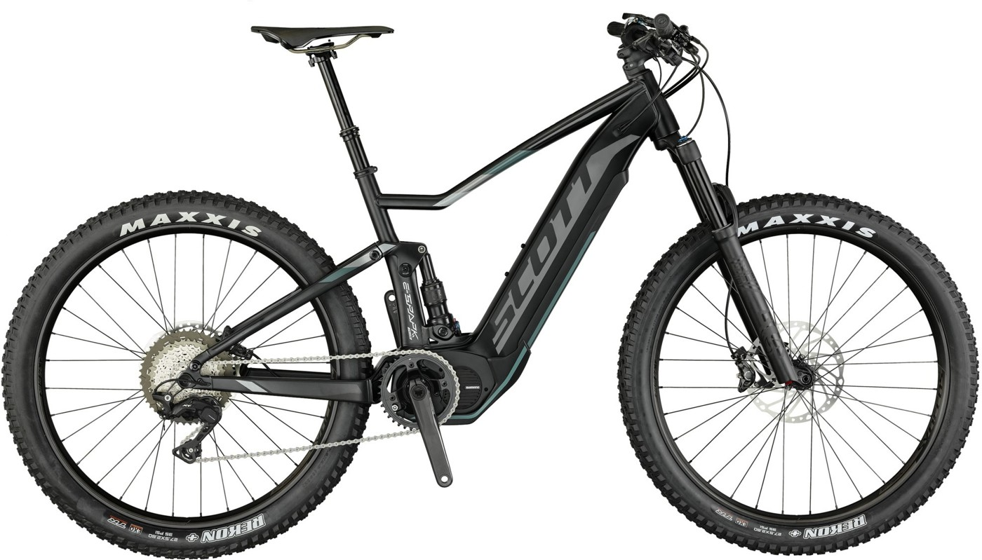 SCOTT E-Spark 710 Plus 2017 Cross Country Mountainbike