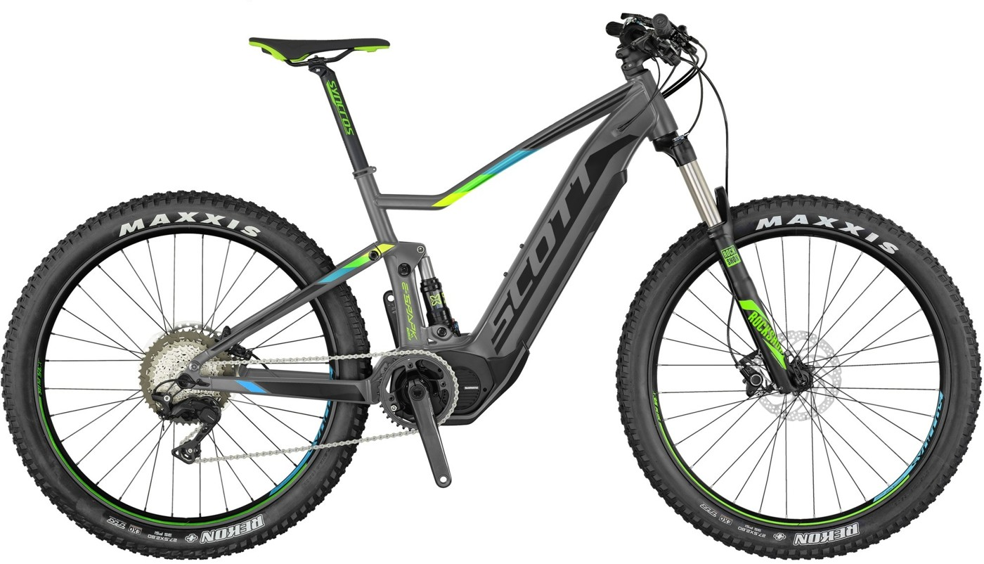 SCOTT E-Spark 720 Plus 2017 Cross Country Mountainbike