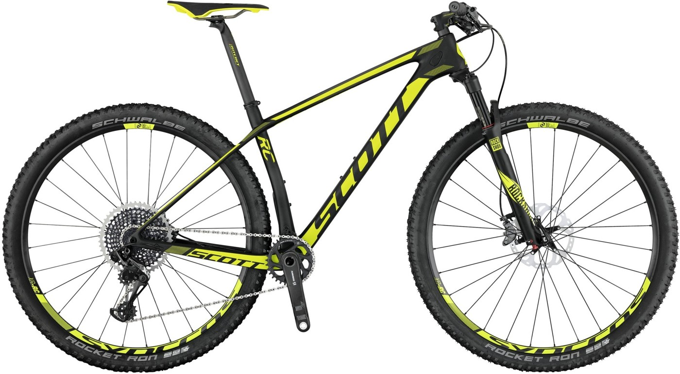 SCOTT Scale RC 700 World Cup 2017  Mountainbike