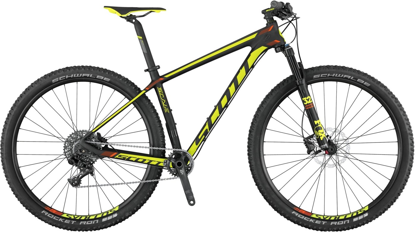 SCOTT Scale 930 2017  Mountainbike