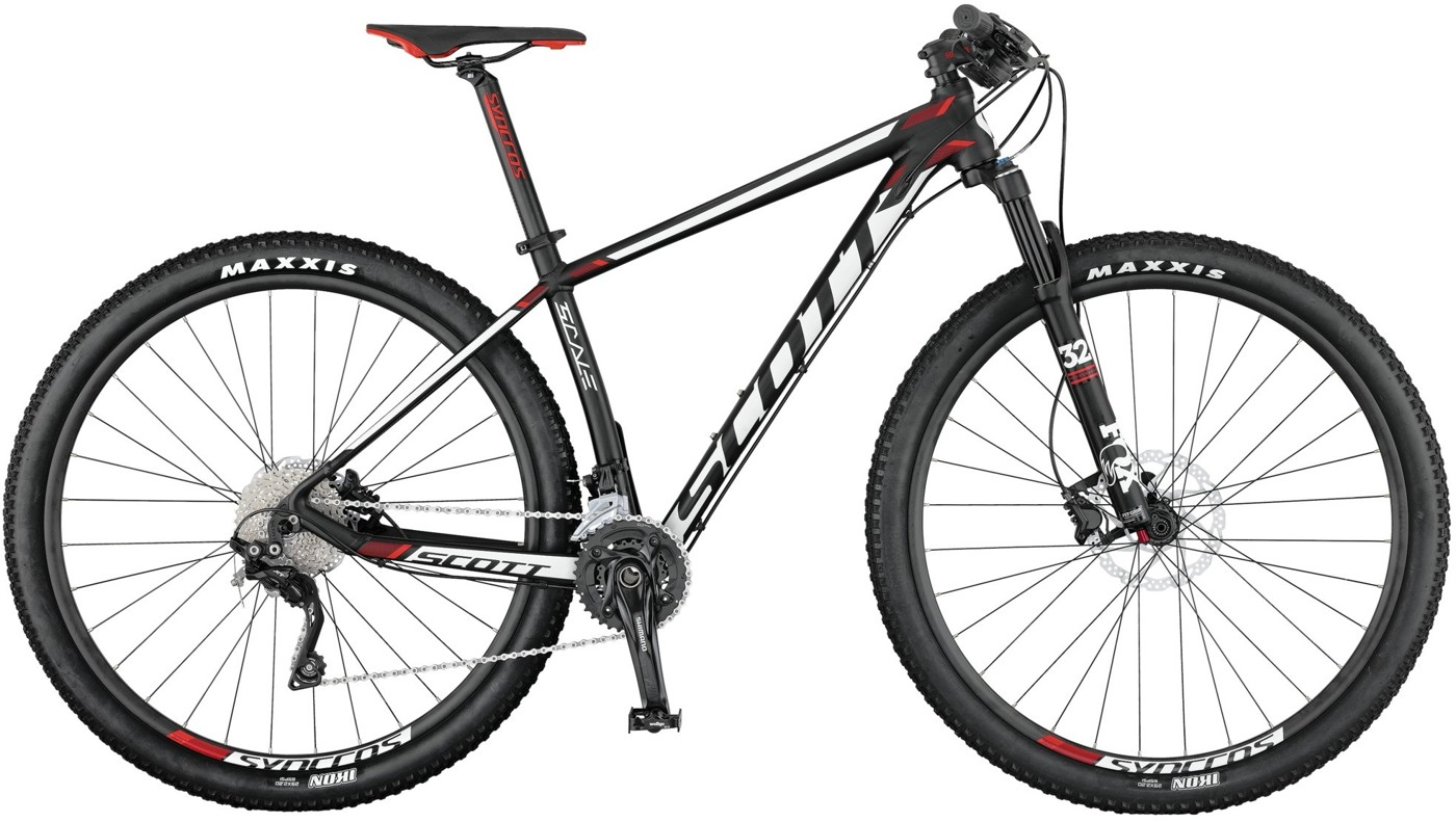 SCOTT Scale 750 2017  Mountainbike