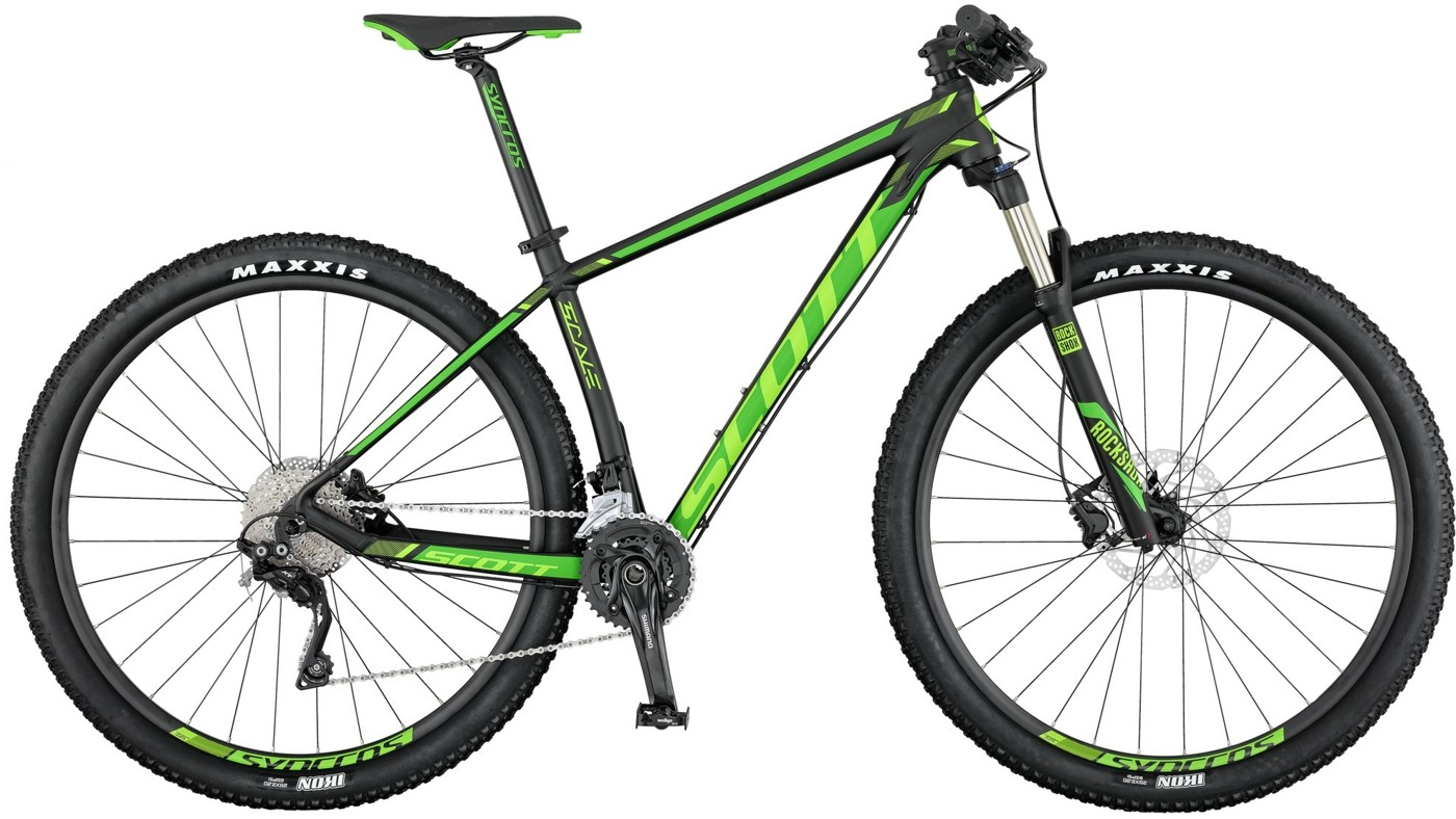 SCOTT Scale 760 2017  Mountainbike
