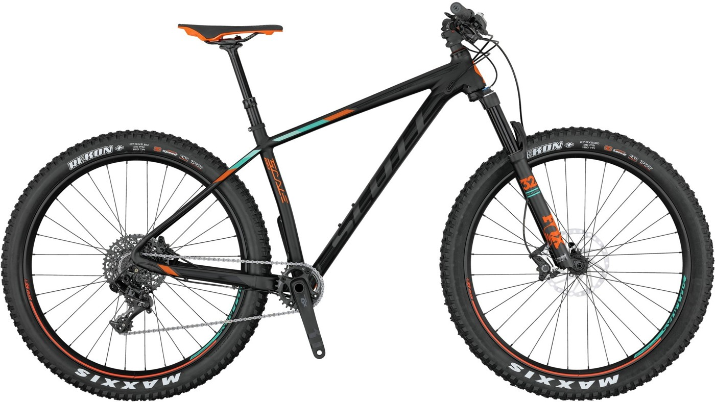 SCOTT Scale 710 Plus 2017  Mountainbike