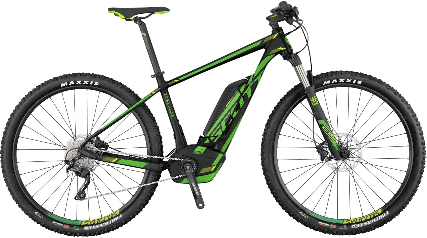 SCOTT E-Scale 720 2017  Mountainbike