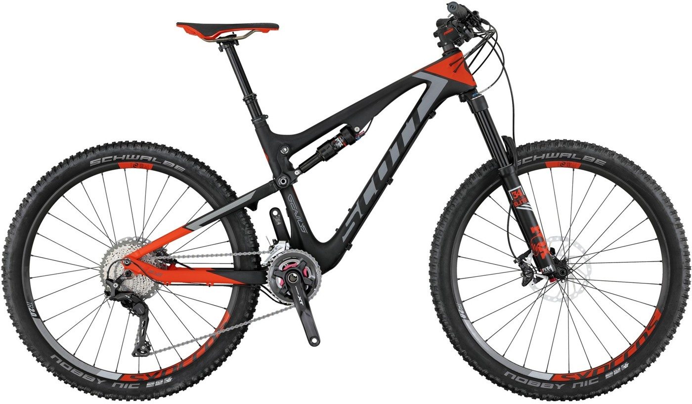 SCOTT Genius 710 2017  Mountainbike