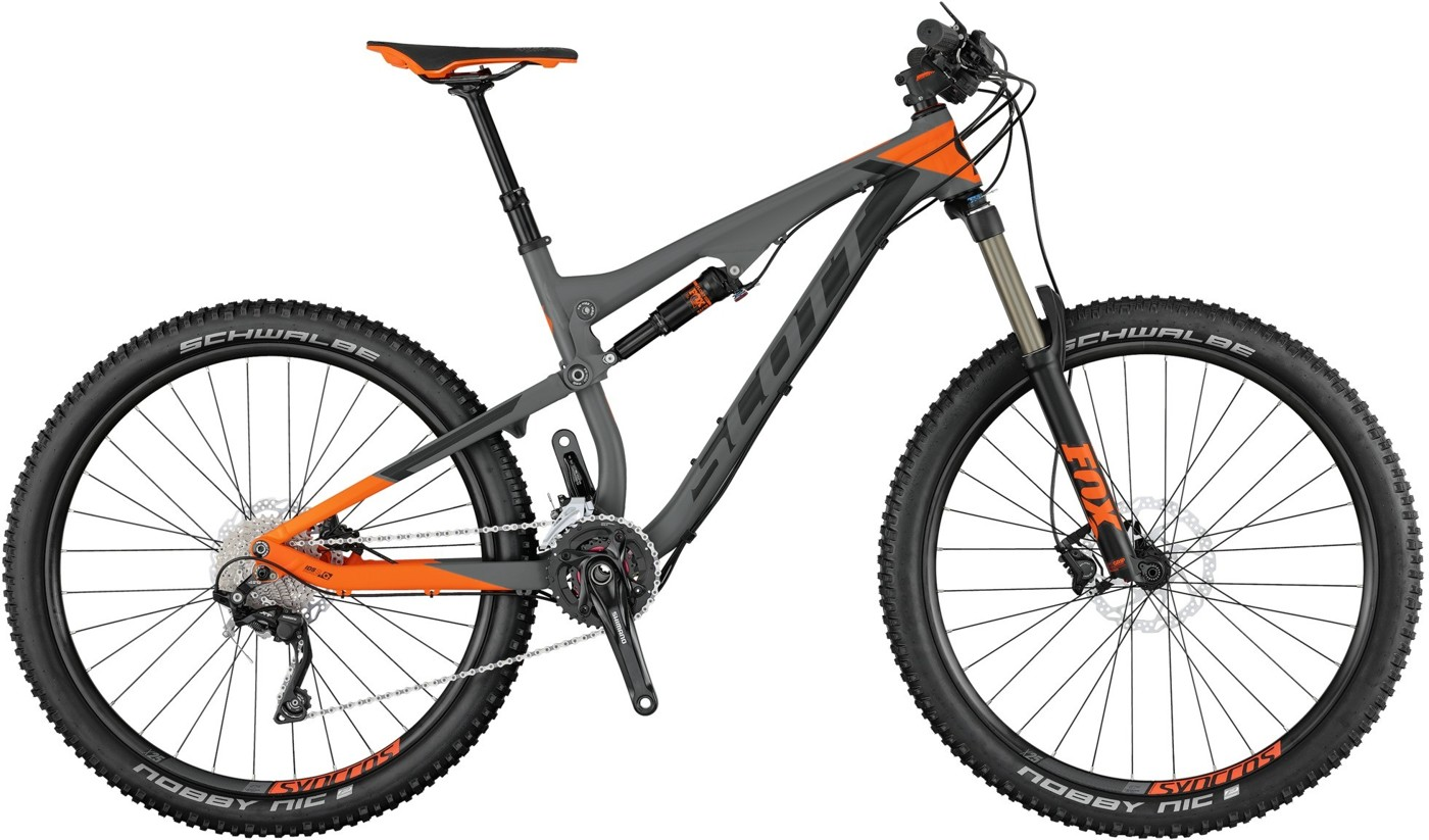 SCOTT Genius 740 2017  Mountainbike
