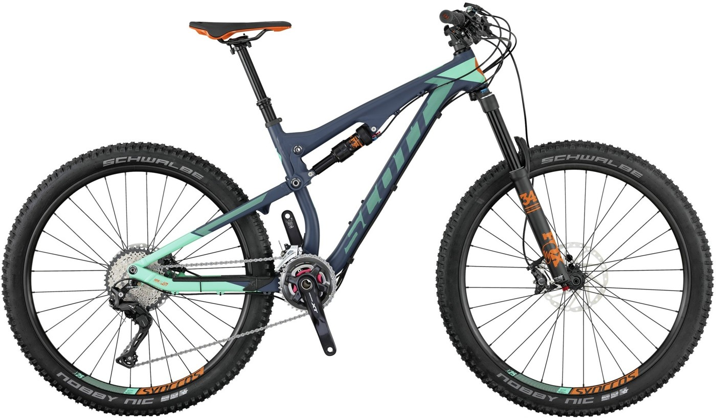SCOTT Contessa Genius 710 2017  Mountainbike