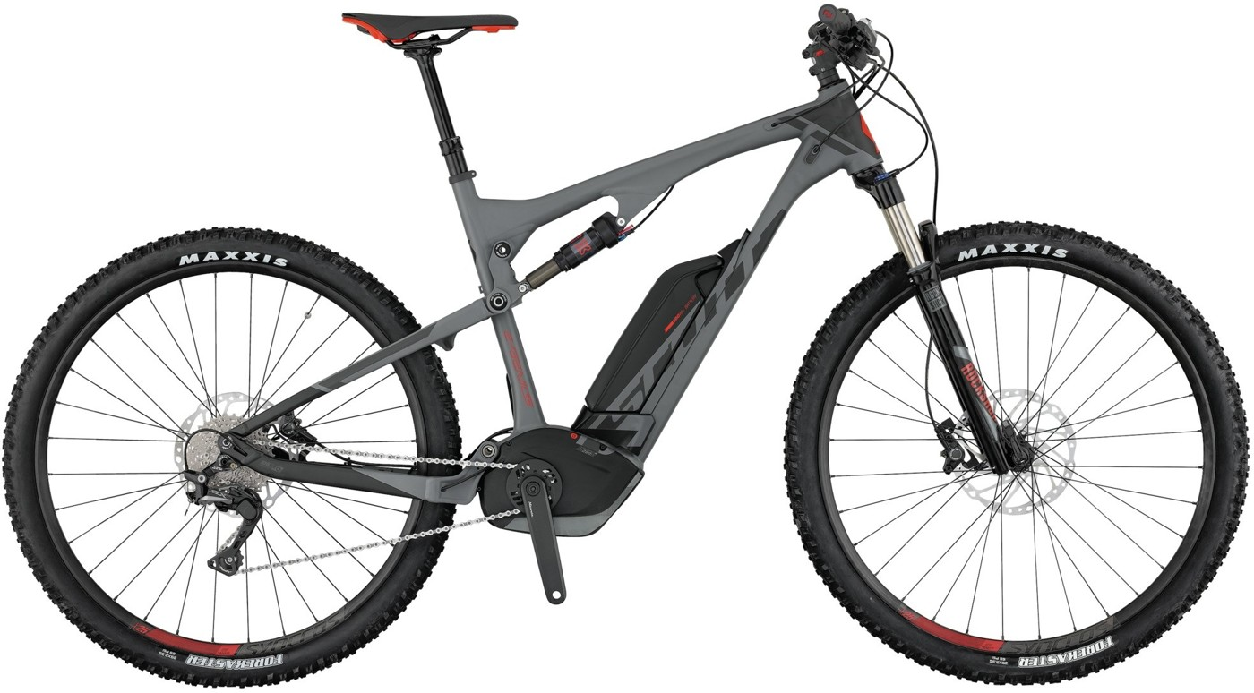 SCOTT E-Genius 920 2017  Mountainbike