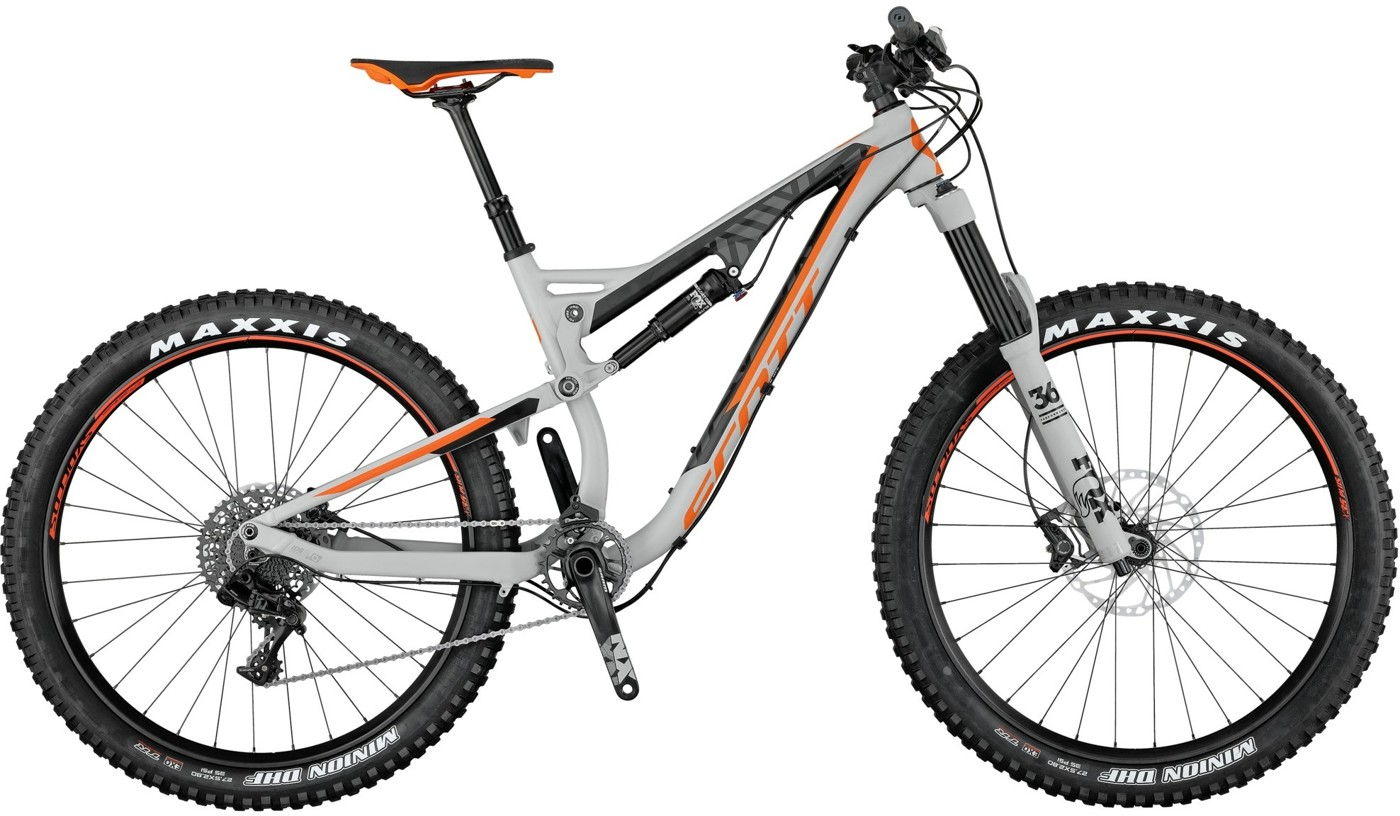 SCOTT Genius LT 720 Plus 2017  Mountainbike