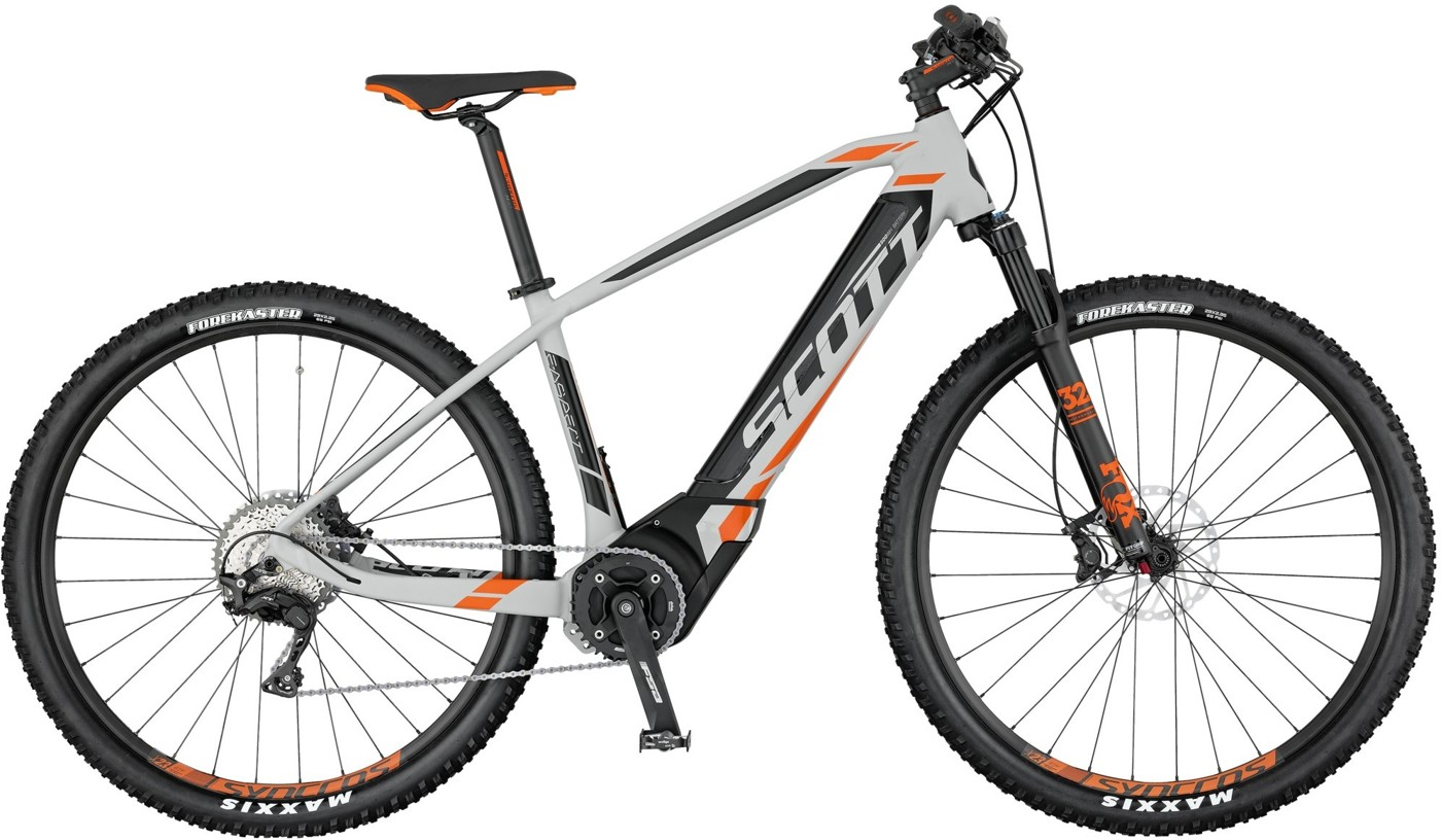 SCOTT E-Aspect 910 2017  Mountainbike