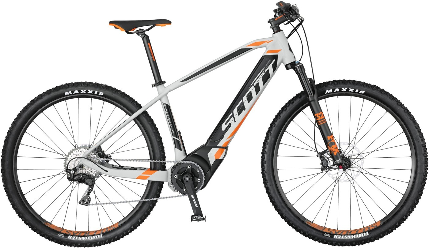 SCOTT E-Aspect 710 2017  Mountainbike