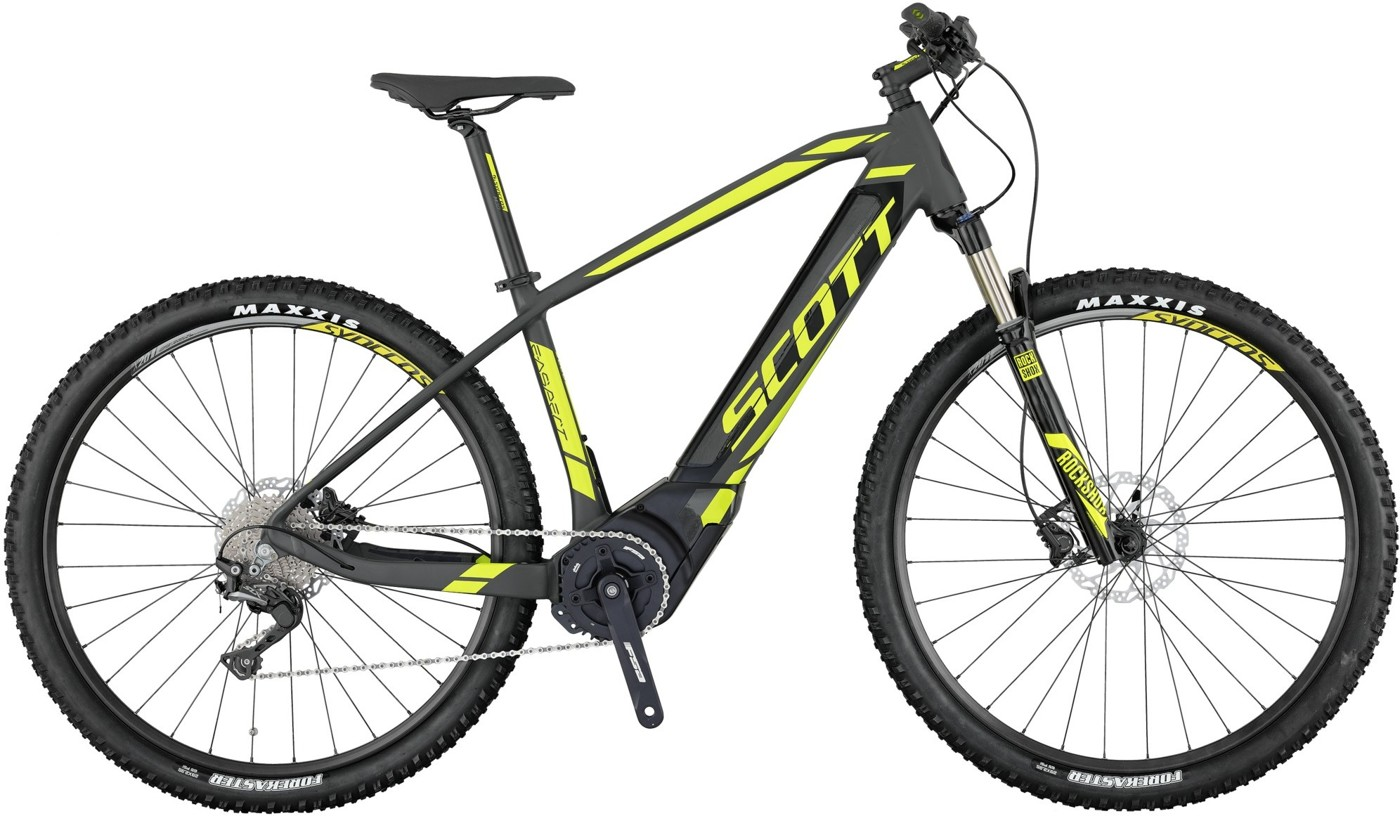 SCOTT E-Aspect 920 2017  Mountainbike