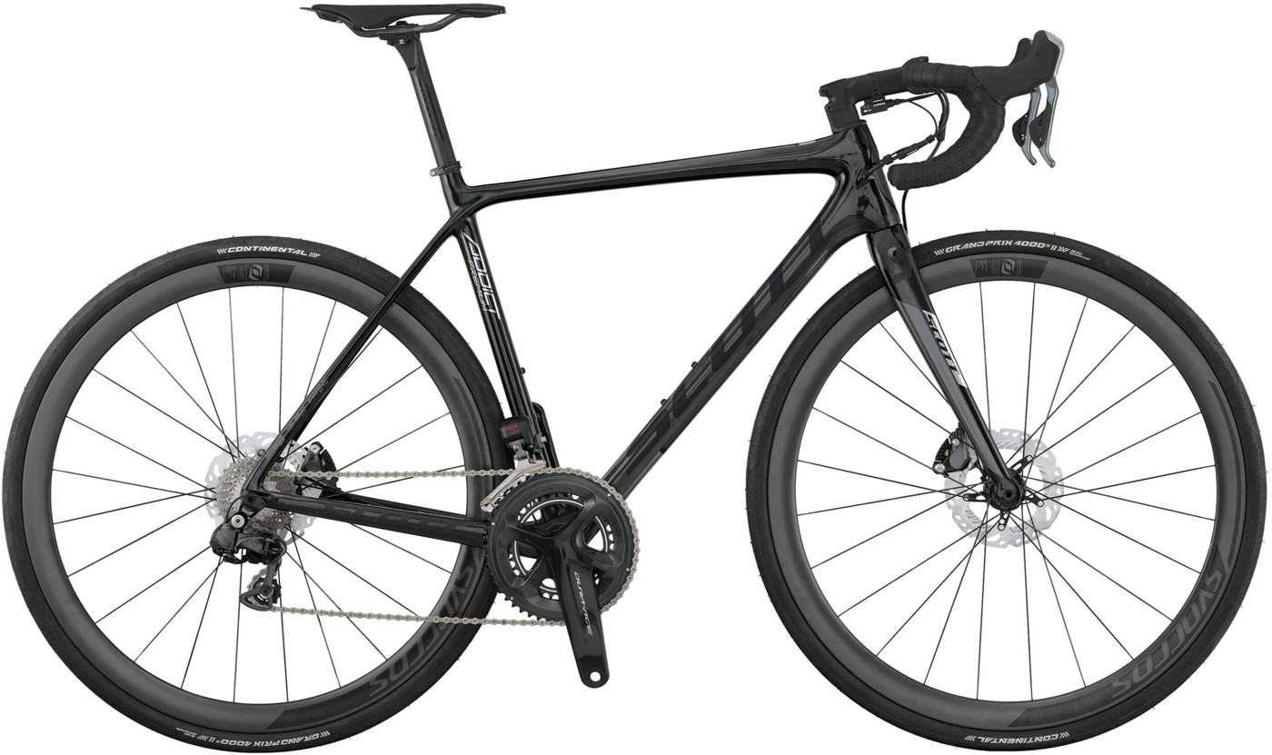 SCOTT Addict Premium Disc Di2 2017 Cyclocross Racercykel