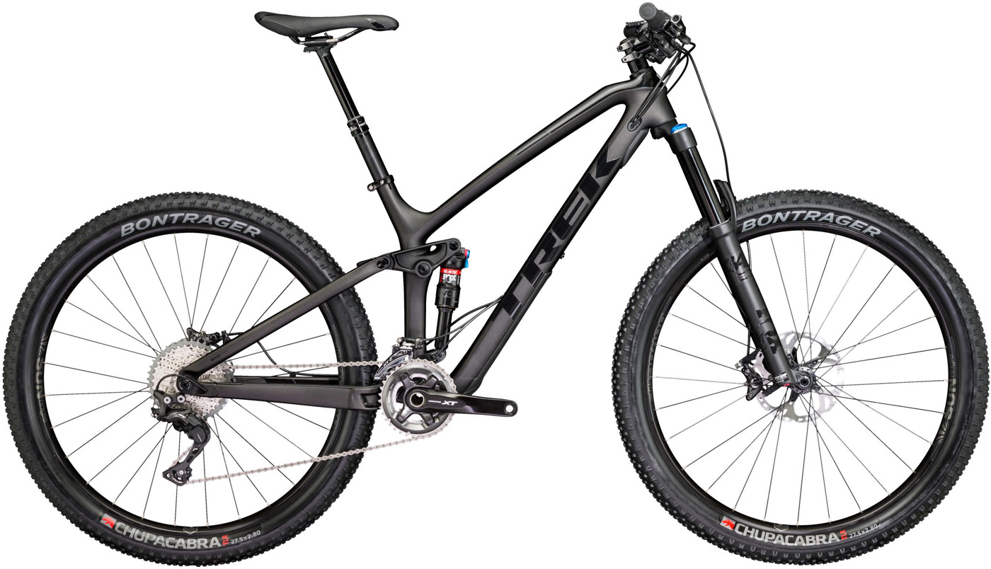 Trek Fuel EX 9.8 27,5 Plus 2017  Mountainbike