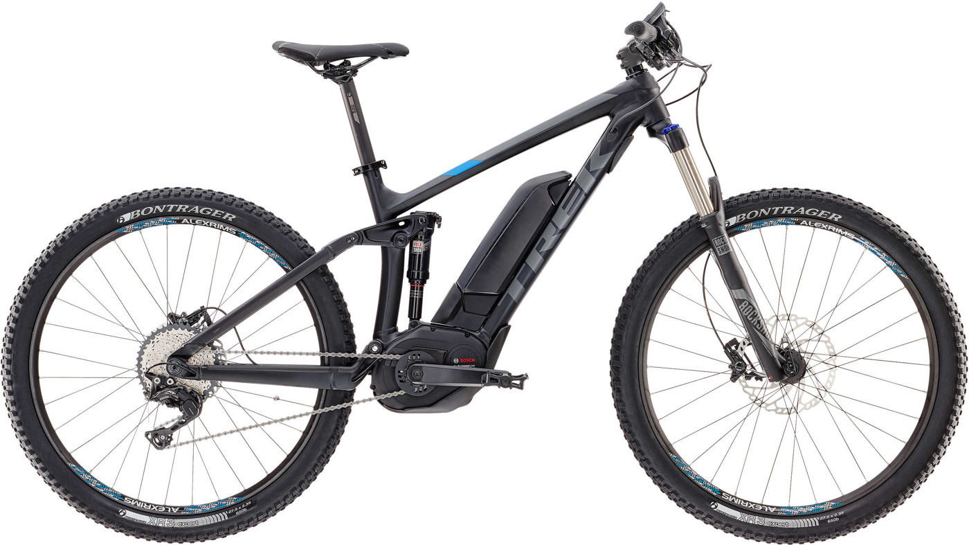 Trek Powerfly 7 FS 2017  Mountainbike