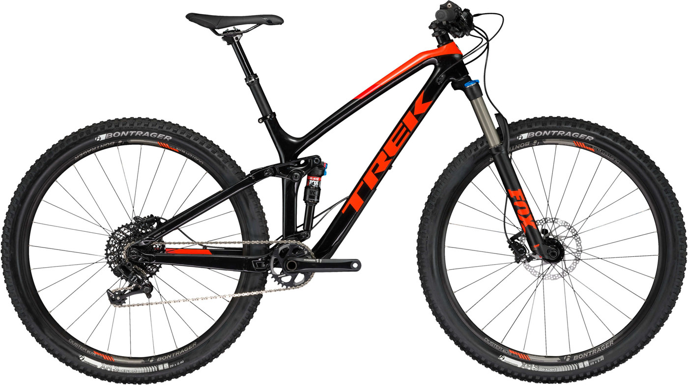 Trek Fuel EX 9.7 29 2017  Mountainbike