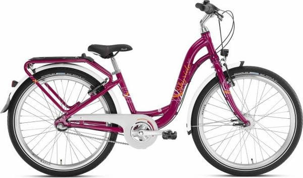 Puky Skyride 24-3 ALU light (City)  - berry