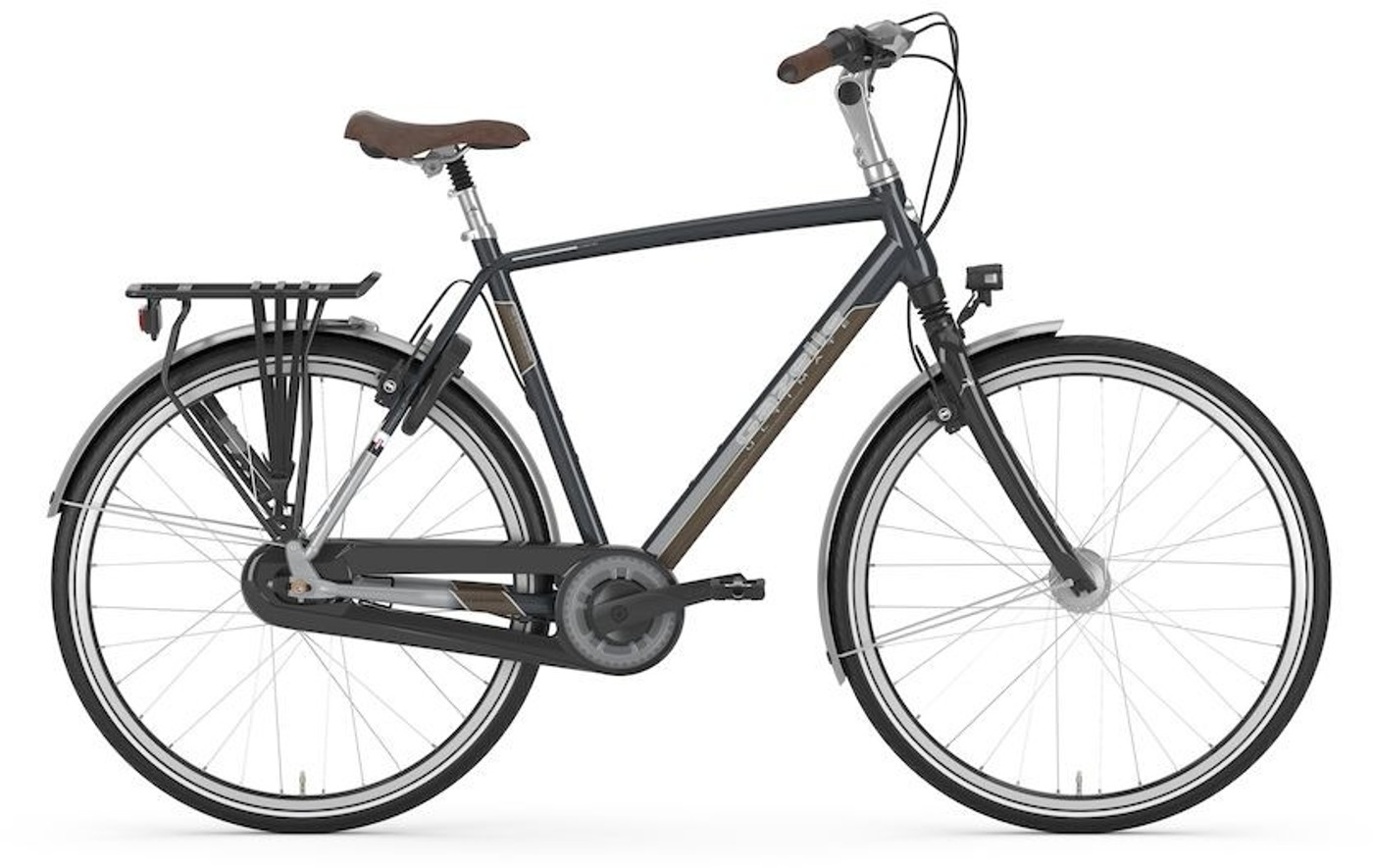 Gazelle Ultimate C8 Herre 2017  Citybike